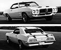1969 Firebird - Official Photo